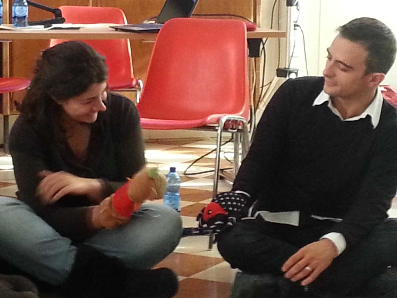 gestalt play therapy venezia 13 14 training giandomenico bagatin psicologia psicoterapia bambini