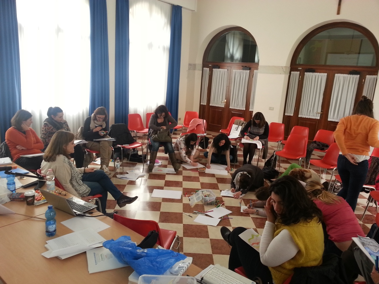 gestalt play therapy venezia 13 14 training karen hillmann fried giandomenico bagatin psicologia psicoterapia bambini 4