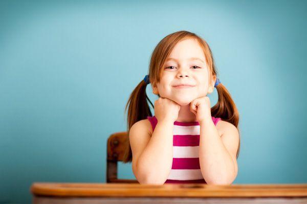 bambini senso del sé